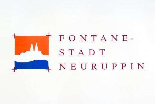 Corporate Design für die Fontanestadt Neuruppin