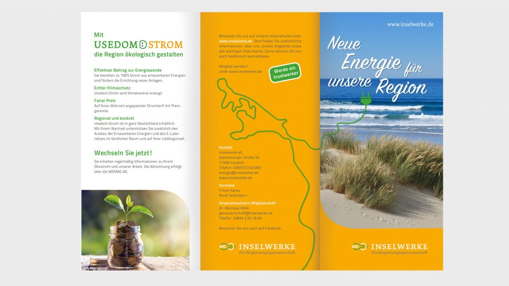 Die Bürgerenergiegenossenschaft Inselwerke