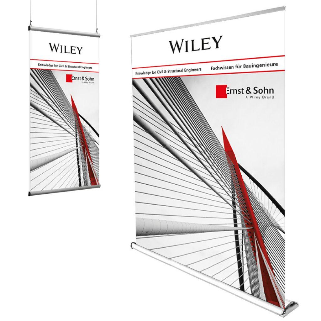 Corporate Design für den Verlag Ernst & Sohn