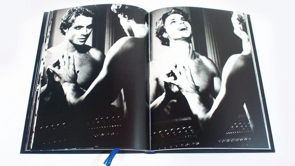 Buchgestaltung für Karl Lagerfeld