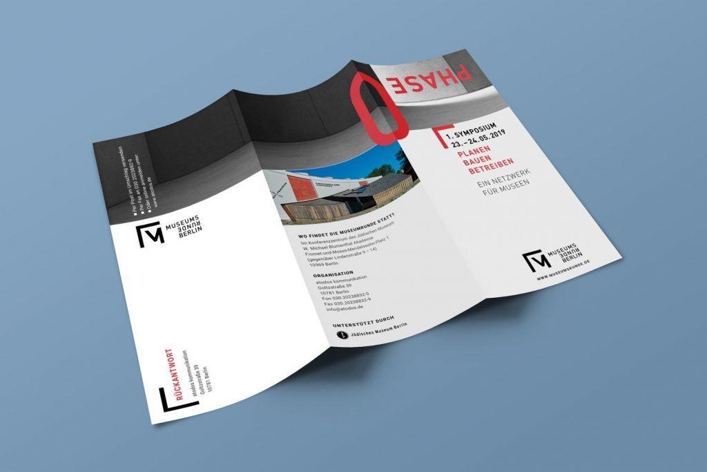 Corporate Design Museumsrunde