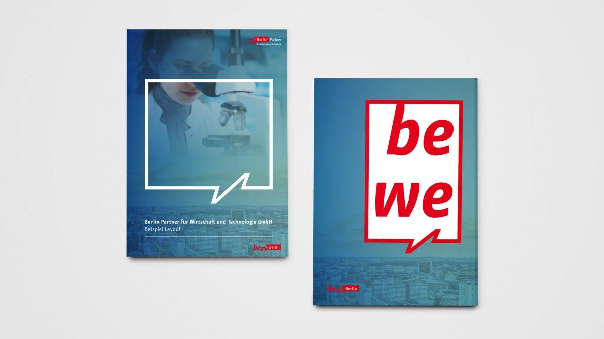 Editorial Design Berlin Partner für Wirtschaft und Unternehmen