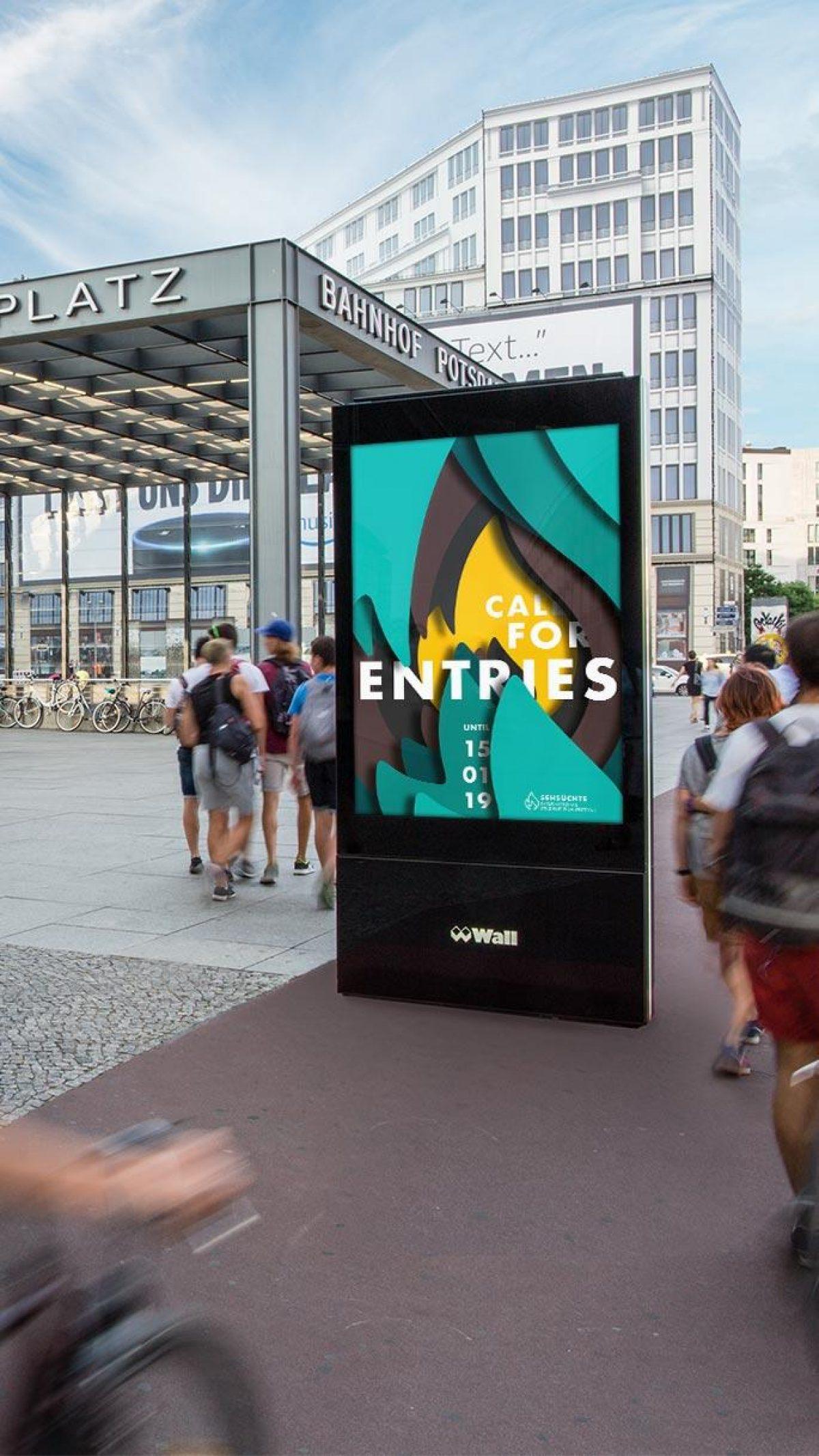 Filmfestival Sehsüchte 2019 Entwürfe
