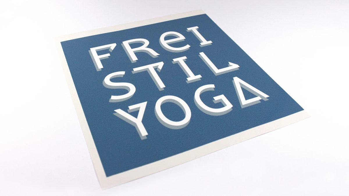 Freistil Yoga