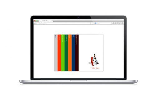 Webseite der Künstlerin Käthe Kruse