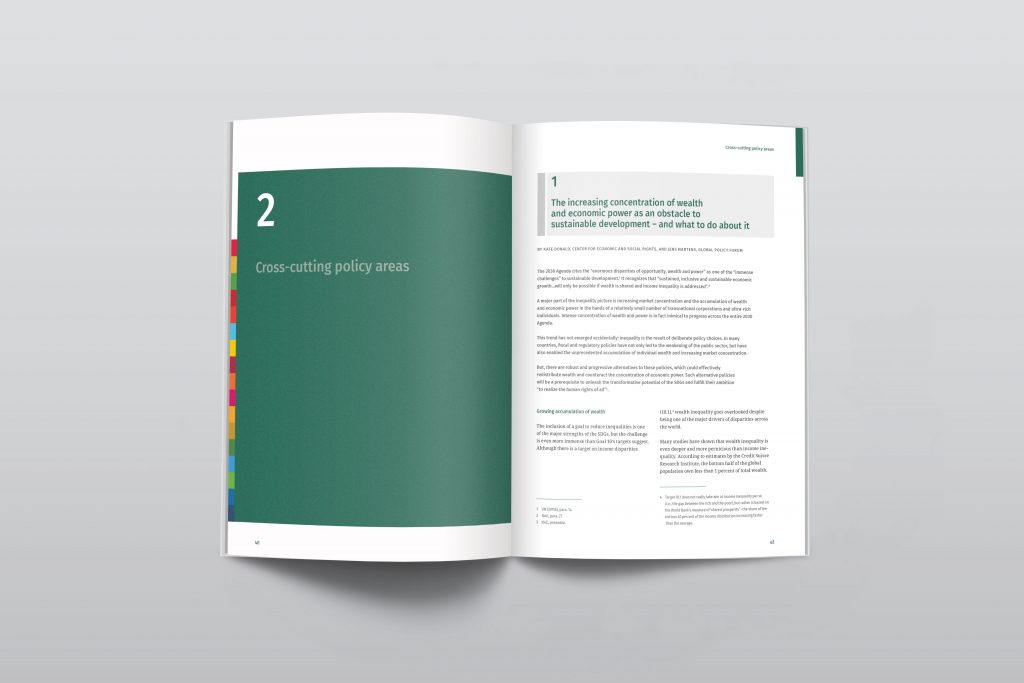 Report by the Civil Society Reflection Group on the 2030 Agenda for Sustainable Development